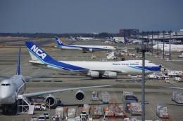 chappyさんが、成田国際空港で撮影した日本貨物航空 747-4KZF/SCDの航空フォト(飛行機 写真・画像)