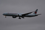LEGACY-747さんが、成田国際空港で撮影したエア・カナダ 777-333/ERの航空フォト(飛行機 写真・画像)