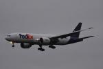 LEGACY-747さんが、成田国際空港で撮影したフェデックス・エクスプレス 777-FHTの航空フォト(飛行機 写真・画像)