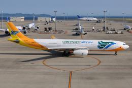 きんめいさんが、中部国際空港で撮影したセブパシフィック航空 A330-343Eの航空フォト(飛行機 写真・画像)