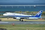 turenoアカクロさんが、那覇空港で撮影した全日空 A320-271Nの航空フォト(飛行機 写真・画像)