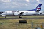 パール大山さんが、シドニー国際空港で撮影したヘイゼルトン・エアラインズ 340Bの航空フォト(飛行機 写真・画像)
