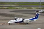 kikiさんが、羽田空港で撮影したANAウイングス DHC-8-402Q Dash 8の航空フォト(飛行機 写真・画像)