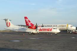 cassiopeiaさんが、デンパサール国際空港で撮影したウイングス・エア ATR-72-600の航空フォト(飛行機 写真・画像)