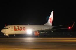 cassiopeiaさんが、デンパサール国際空港で撮影したライオン・エア 737-9GP/ERの航空フォト(飛行機 写真・画像)