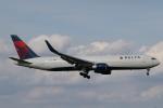 Sharp Fukudaさんが、横田基地で撮影したデルタ航空 767-332/ERの航空フォト(飛行機 写真・画像)