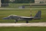Mr.boneさんが、嘉手納飛行場で撮影したアメリカ空軍 F-15C-35-MC Eagleの航空フォト(飛行機 写真・画像)
