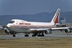 Gambardierさんが、伊丹空港で撮影したエア・インディア 747-237Bの航空フォト(飛行機 写真・画像)