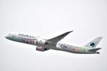 チョロ太さんが、成田国際空港で撮影したアエロメヒコ航空 787-9の航空フォト(飛行機 写真・画像)