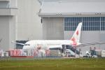 チョロ太さんが、成田国際空港で撮影した日本航空 787-8 Dreamlinerの航空フォト(飛行機 写真・画像)