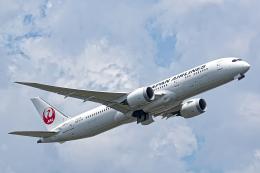航空フォト:JA872J 日本航空 787-9