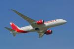 ちゃぽんさんが、成田国際空港で撮影したアビアンカ航空 787-8 Dreamlinerの航空フォト(飛行機 写真・画像)