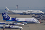 yabyanさんが、中部国際空港で撮影したアントノフ・エアラインズ An-225 Mriyaの航空フォト(飛行機 写真・画像)