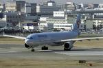 planetさんが、福岡空港で撮影した大韓航空 A330-322の航空フォト(飛行機 写真・画像)