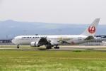 aki241012さんが、熊本空港で撮影した日本航空 767-346/ERの航空フォト(飛行機 写真・画像)