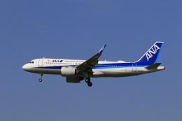 aki241012さんが、福岡空港で撮影した全日空 A320-271Nの航空フォト(飛行機 写真・画像)