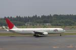 senyoさんが、成田国際空港で撮影した日本航空 767-346の航空フォト(飛行機 写真・画像)