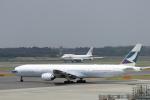 senyoさんが、成田国際空港で撮影したキャセイパシフィック航空 777-367の航空フォト(飛行機 写真・画像)