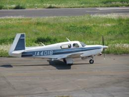 F.YUKIHIDEさんが、岡南飛行場で撮影した日本法人所有 M20K 252TSEの航空フォト(飛行機 写真・画像)