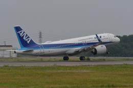 qooさんが、高松空港で撮影した全日空 A320-271Nの航空フォト(飛行機 写真・画像)