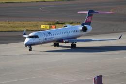 ゆうゆう@NGO さんが、中部国際空港で撮影したアイベックスエアラインズ CL-600-2C10 Regional Jet CRJ-702の航空フォト(飛行機 写真・画像)