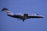 kumagorouさんが、仙台空港で撮影したユタ銀行 525A Citation CJ2の航空フォト(飛行機 写真・画像)