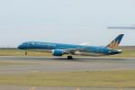 raiden0822さんが、中部国際空港で撮影したベトナム航空 787-9の航空フォト(飛行機 写真・画像)