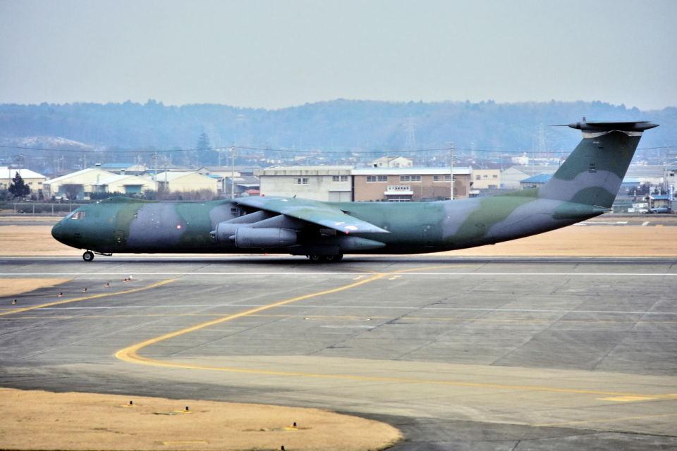 アメリカ空軍 Lockheed C-141 Starlifter 65-0268 横田基地 航空フォト ...