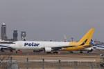 KAZFLYERさんが、成田国際空港で撮影したポーラーエアカーゴ 767-3JHF(ER)の航空フォト(飛行機 写真・画像)