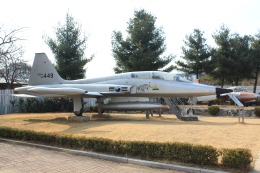 cassiopeiaさんが、Seoul - Susaek (RKRS)で撮影した大韓民国空軍 F-5B Freedom Fighterの航空フォト(飛行機 写真・画像)