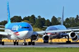パール大山さんが、成田国際空港で撮影したエア・タヒチ・ヌイ A340-313Xの航空フォト(飛行機 写真・画像)