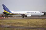 パール大山さんが、シドニー国際空港で撮影したソロモン・エアラインズ 737-376の航空フォト(飛行機 写真・画像)