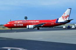 パール大山さんが、シドニー国際空港で撮影したヴァージン・ブルー 737-46Mの航空フォト(飛行機 写真・画像)