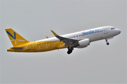 amagoさんが、成田国際空港で撮影したバニラエア A320-214の航空フォト(飛行機 写真・画像)