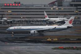 kuro2059さんが、羽田空港で撮影した中国国際航空 A330-343Xの航空フォト(飛行機 写真・画像)