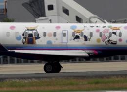 新城良彦さんが、伊丹空港で撮影したアイベックスエアラインズ CL-600-2C10 Regional Jet CRJ-702ERの航空フォト(飛行機 写真・画像)