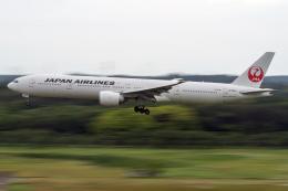 K.Sさんが、成田国際空港で撮影した日本航空 777-346/ERの航空フォト(飛行機 写真・画像)