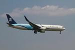 matsuさんが、成田国際空港で撮影したデルタ航空 767-332/ERの航空フォト(写真)