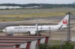 Rsaさんが、成田国際空港で撮影した日本航空 767-346/ERの航空フォト(飛行機 写真・画像)