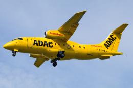 chrisshoさんが、シュトゥットガルト空港で撮影したエアロ・ディーンスト(ADAC) 328-310 328JETの航空フォト(飛行機 写真・画像)