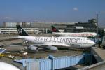 Gambardierさんが、フランクフルト国際空港で撮影したルフトハンザドイツ航空 747-430Mの航空フォト(飛行機 写真・画像)