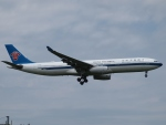 FT51ANさんが、成田国際空港で撮影した中国南方航空 A330-343Xの航空フォト(飛行機 写真・画像)