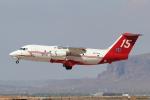 キャスバルさんが、フェニックス・メサ ゲートウェイ空港で撮影したネプチューン・エイビエーション・サービス BAe-146-200Aの航空フォト(飛行機 写真・画像)