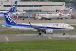 HISAHIさんが、福岡空港で撮影した全日空 A320-271Nの航空フォト(飛行機 写真・画像)