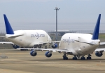 LOTUSさんが、中部国際空港で撮影したボーイング 747-4H6(LCF) Dreamlifterの航空フォト(飛行機 写真・画像)