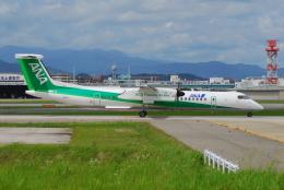 ITM58さんが、福岡空港で撮影したANAウイングス DHC-8-402Q Dash 8の航空フォト(飛行機 写真・画像)