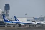 東亜国内航空さんが、伊丹空港で撮影した全日空 737-881の航空フォト(飛行機 写真・画像)