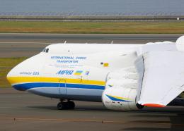 Bokuranさんが、中部国際空港で撮影したアントノフ・エアラインズ An-225 Mriyaの航空フォト(飛行機 写真・画像)
