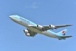 kotaちゃんさんが、成田国際空港で撮影した大韓航空 747-8B5の航空フォト(飛行機 写真・画像)