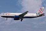 Hariboさんが、ロンドン・ヒースロー空港で撮影したブリテリッシュ・メディテレーニアン・エアウェイズ A320-231の航空フォト(飛行機 写真・画像)
